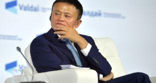 Jack Ma, fondateur d'Alibaba, le groupe qui a développé Xuexi Qiangguo.