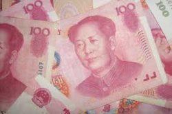 Billet monnaie chinoise