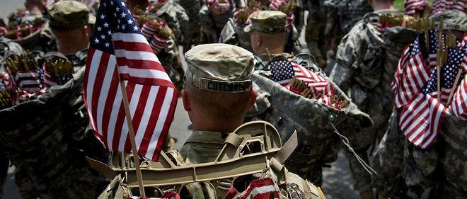 Soldats américains en Irak