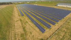 Ferme solaire implantée par Som Energia près de Séville, l'une des coopératives citoyennes européennes