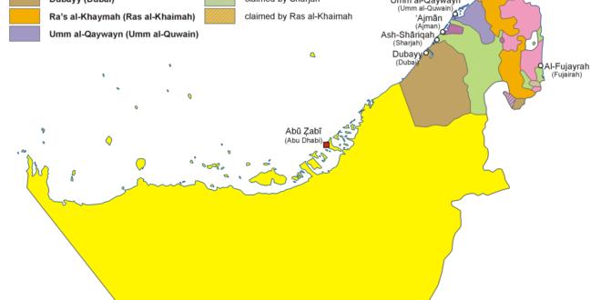 Les Emirats Arabes Unis, nouvelle puissance régionale
