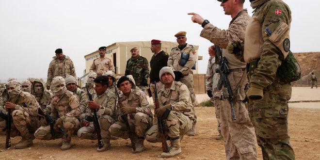 « La présence américaine conventionnelle au Moyen-Orient reste impressionnante »