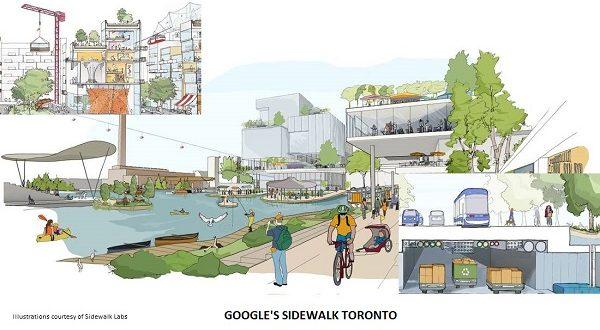 Le quartier de Quayside à Toronto, laboratoire expérimental d'une smart city
