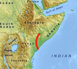 La construction du mur est fortement critiquée par la Somalie qui se félicite de la suspension des travaux;