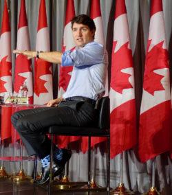 Le gouvernement canadien de Justin Trudeau est secoué par un scandale de corruption
