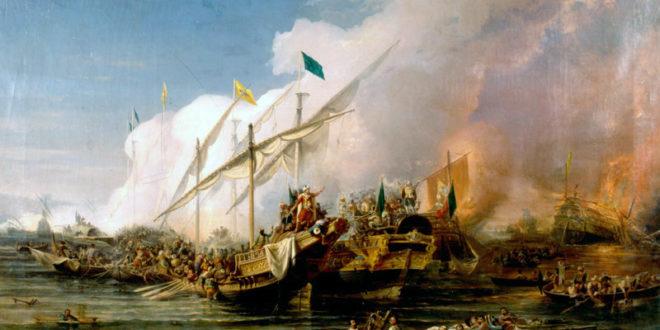 Les Ottomans, au carrefour des mondes