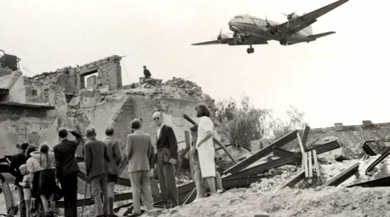 Le blocus de Berlin (1948-1949)