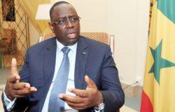 Le Président du Sénégal Macky Sall, porteur du Plan Sénégal Emergent