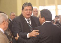 L'ancien président péruvien Alan Garcia mis en cause dans l'affaire Odebrecht