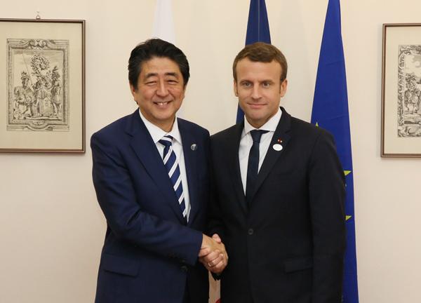 France et Japon s'apprêtent à lancer un plan de coopération commun.