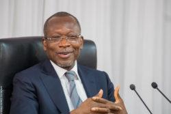 Photo. Patrice Talon, président du Bénin
