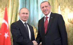 Le président Erdogan (Turquie) se rapproche de concurrents de l'OTAN et se repositionne dans la géopolitique mondiale