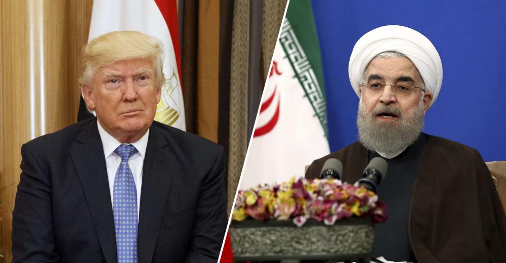 Entre Téhéran et Washington, le torchon brûle