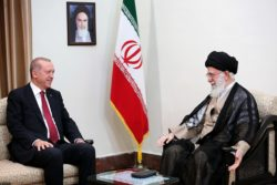 Ankara et Téhéran ont des objectifs géopolitiques communs qui améliorent leur relation.