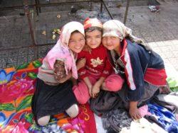 Certaines populations turcophones sont éloignées de la Turquie, comme les Ouïghours chinois.