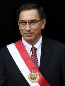 Martín Vizcarra et le Pérou ont rejoint la nouvelle Route de la Soie chinoise.