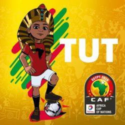 Tut est la mascotte de la CAN 2019 en Egypte.
