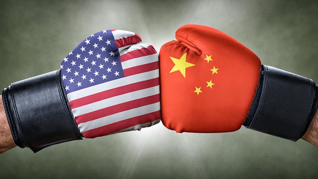 Les Etats-Unis et la Chine se livrent à une guerre commerciale tous azimuts depuis le début de l'année 2018.