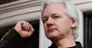 Julian Assange a été arrêté en avril 2019 à Londres