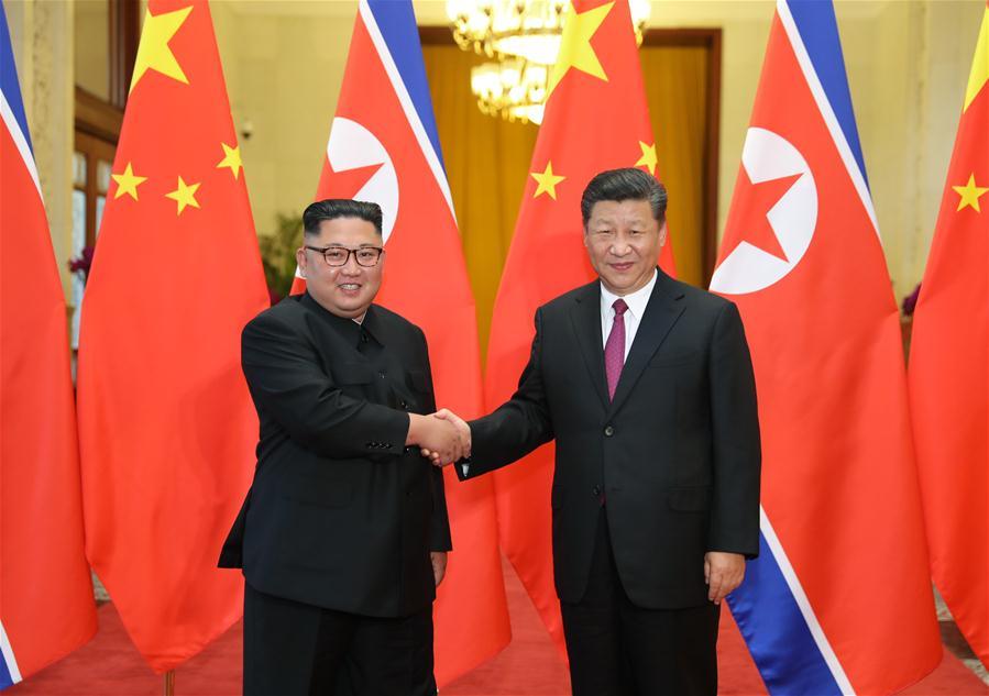 Xi Jinping rencontre son homologue nord-coréen dans une stratégie d'influence régionales et internationale