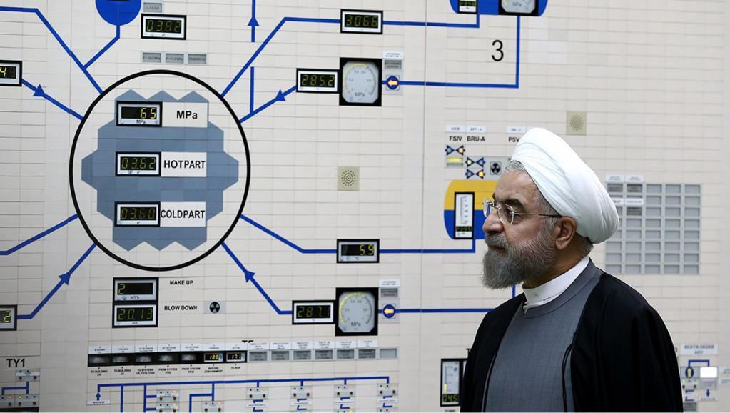 Téhéran fait planer la menace d'un programme nucléaire militaire