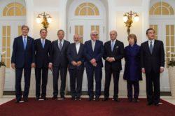 Les accords de Vienne (2015) âprement négociés semblent menacés