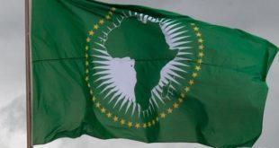 Le drapeau de l'Union africaine