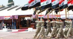 L'armée irakienne entre en concurrence avec les milices