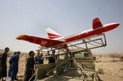 Drone iranien Ababil