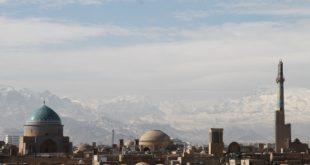 Téhéran, capitale iranienne.
