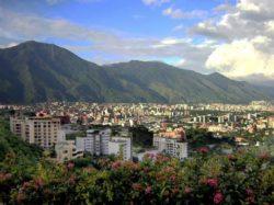 Caracas, capitale du Venezuela de Hugo Chávez