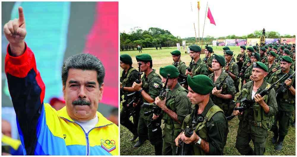 Le Venezuela accueillerait les dissidents des FARC et l'ELN sur son territoire.