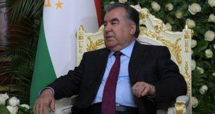 Emomali Rahmon, Président du Tadjikistan