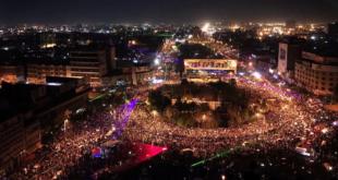 A Bagdad, la jeunesse se révolte