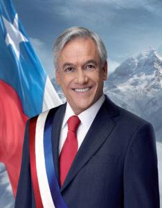 Piñera, le président du Chili, est représentatif d'une élite bien née.