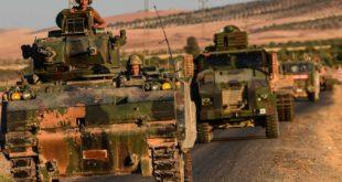 En Syrie, des groupes rebelles se sont alliés à la Turquie