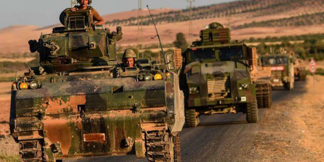 Qui sont les supplétifs syriens de la Turquie ? (1/2)