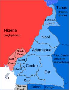francophones et anglophones au Cameroun