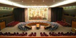 Le Conseil de sécurité des Nations unies joue un rôle déterminant en matière de sécurité collective.