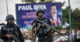 Crise au Cameroun anglophone