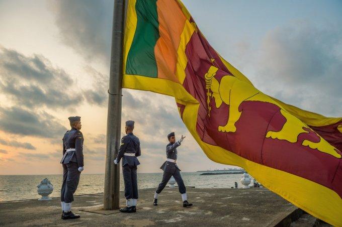 Situé au cœur de l'océan Indien, le Sri Lanka a pris une place stratégique dans les affaires du monde.
