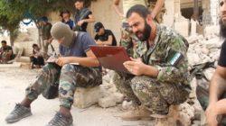 Supplétifs syriens de la Turquie