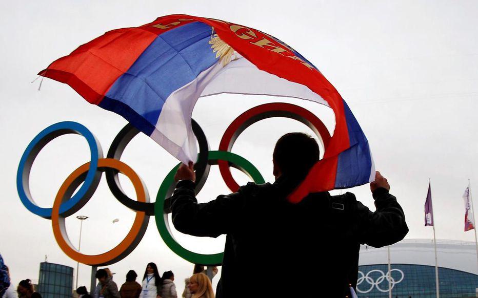 Suspendue pour dopage, la Russie ne participera pas aux prochains Jeux Olympiques.