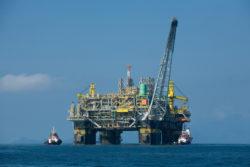 L'exploitation du bassin du Santos est censé faire du Brésil le quatrième producteur de pétrole brut dans le monde.