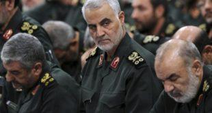 Soleimani a trouvé la mort dans un raid aérien américain à Bagdad.