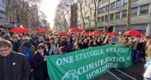 Mouvements pour le climat en 2019