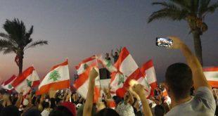 Au Liban le soulèvement populaire ne tarit pas.