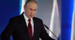 Poutine mène une réforme constitutionnelle pour préparer l'après-2024.