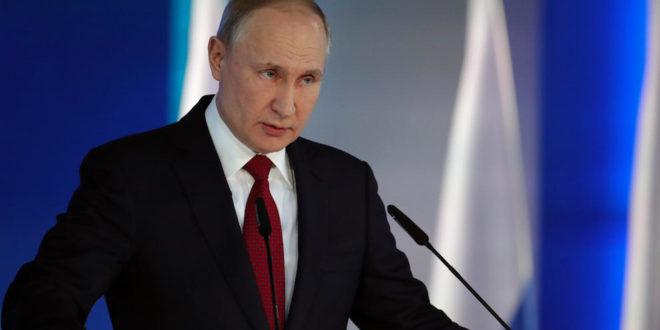 Réforme constitutionnelle en Russie : Poutine, président à vie ?