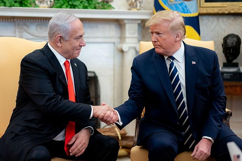 Trump et Netanyahou